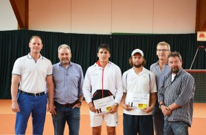 2017 Foto 3 v.li. Seidl, Bert, Felix, Michal, AlexB, Christian Braun