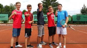 Junioren III 15.07.2017 Meister