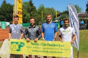 Stefan Peter Hampe, Bogdan Djurdjevic, Adrian Kohler, Thomas Jan Dafcik