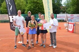 Robert Seidl, Johnathen Binding, Karina Hofbauer, Michael Sperl, Selina Karg, Christian Braun