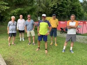 Wolfgang, Werner, Viko, Arno, Helmut, Alfred