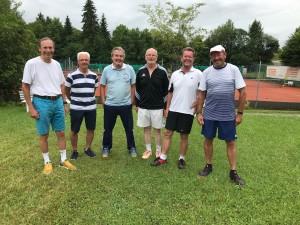 Helmut, Wolfgang, Alfred, Werner, Viktor, Arno